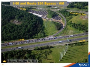 I66 - Route 234 Interchange Overview